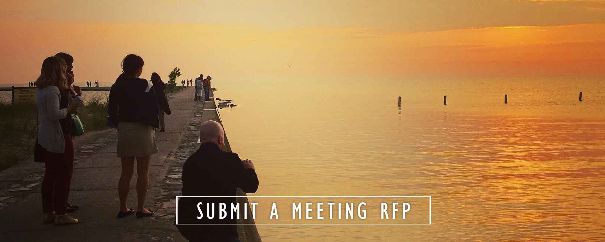 Ludington Meeting Planners RFP Request For Proposal | Pure Ludington