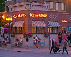 House of Flavors Restaurant