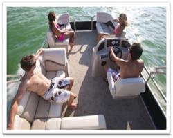 Hamlin Lake Boat Rental