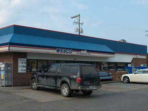 Wesco - Downtown Ludington