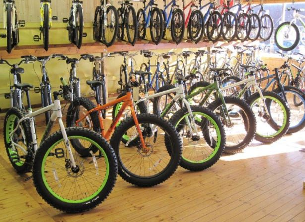 Trailhead Bike Shop